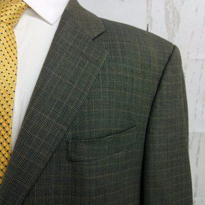Lauren Ralph Lauren Brown Suit Blazer Sport Coat
